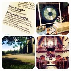 Klangtag in der Kirche Enge